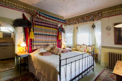 Leith Hall Bed and Breakfast - Cape May - Bedroom