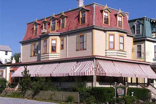 Leith Hall Bed and Breakfast - Cape May - Building