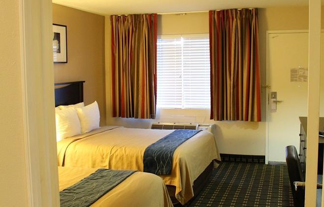 安納海姆斯坦福套房酒店 - 安納海姆 - 安那翰 - 臥室