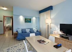 Residence dei Due Porti - Sanremo - Schlafzimmer