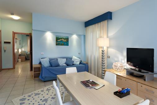 Residence dei Due Porti - San Remo - Bedroom