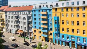 Pegasus Hostel Berlin - Berlino - Edificio
