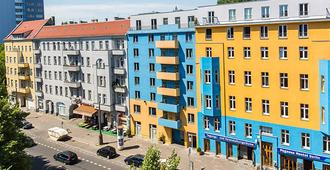 Pegasus Hostel Berlin - Berlín - Edificio