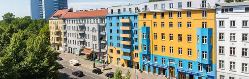 Pegasus Hostel Berlin - Berliini - Rakennus