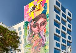 Aloft Lima Miraflores - Lima - Building