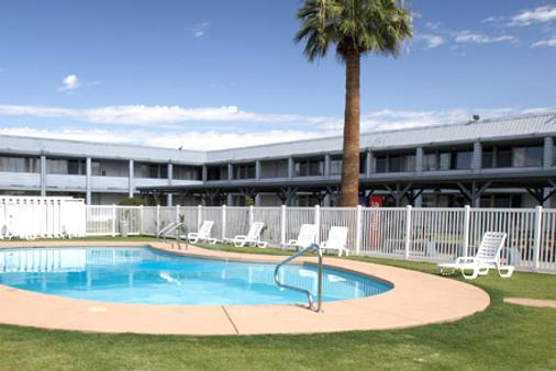 E-Z 8 Motel Phoenix Airporter - Phoenix - Rakennus