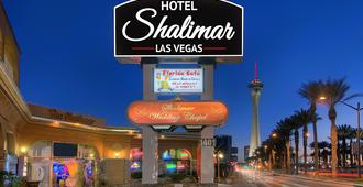 Shalimar Hotel of Las Vegas - Las Vegas - Outdoor view