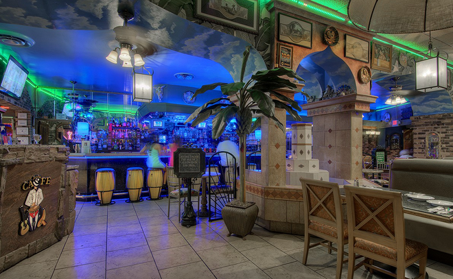 Shalimar Hotel of Las Vegas - Las Vegas - Bar