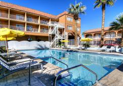 拉斯維加斯夏利馬爾飯店 - 拉斯維加斯 - 游泳池