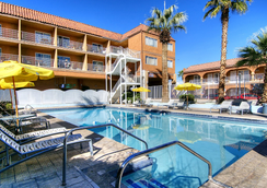 Shalimar Hotel of Las Vegas - Las Vegas - Pool
