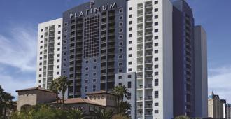 Platinum Hotel - Las Vegas - Edificio