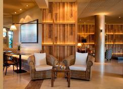 Luna Club Hotel Yoga & Spa 4Sup - มัลกราท เด มาร์ - เลานจ์