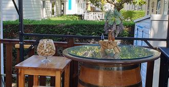 Residence l'Aquarium - Arcachon - Pátio