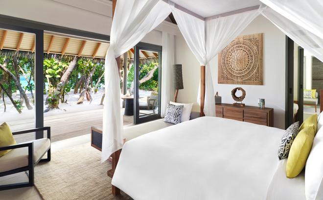Vakkaru Maldives - Vakkaru - Bedroom