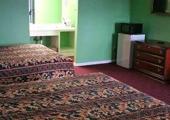 Executive Inn Mineral Wells - Mineral Wells - Bedroom