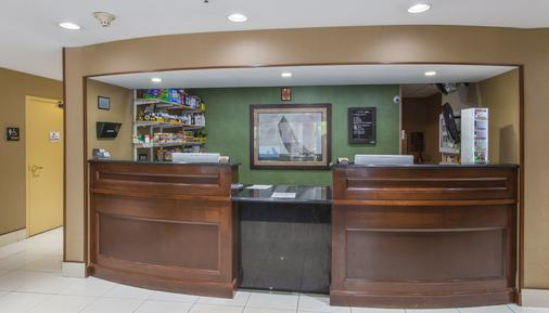 Studios and Suites 4 Less Western Branch - Chesapeake - Ingresso