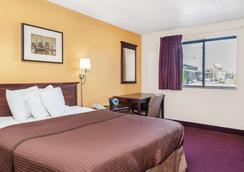 Magnuson Hotel Fort Wayne North - Coliseum - Fort Wayne - Bedroom