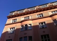 Hostel Rosemary - Прага - Здание