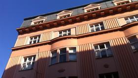 Hostel Rosemary - Prague - Bâtiment