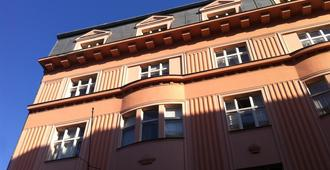 Hostel Rosemary - Praga - Edificio