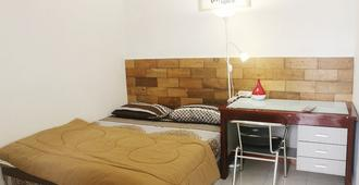 Otu Hostel By Ostic - Yogyakarta - Bedroom