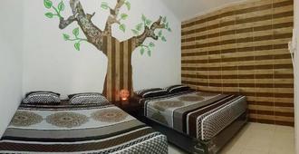 Otu Hostel By Ostic - Yogyakarta - Bedroom