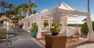 Sundial Beach Resort & Spa - Sanibel - Patio