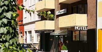 Hotel Moguntia - Maguncia - Edificio