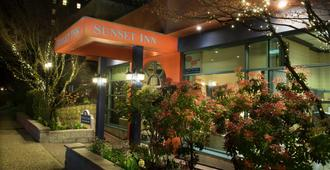 Sunset Inn And Suites - Vancouver - Edificio