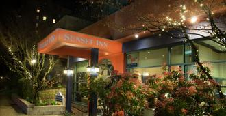 Sunset Inn And Suites - Vancouver - Building