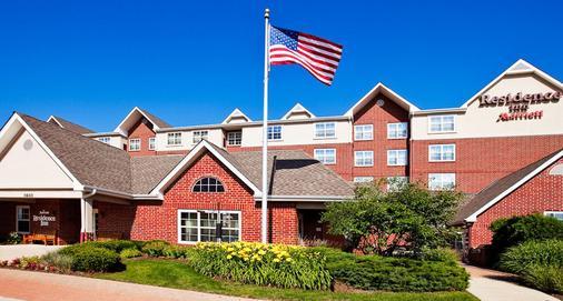 Residence Inn by Marriott Chicago Schaumburg/Woodfield Mall - Schaumburg - Rakennus