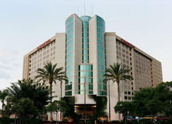 Anaheim Marriott Suites - Garden Grove - Building