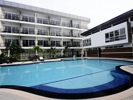 BS 總理機場酒店 - 曼谷 - 曼谷 - 游泳池