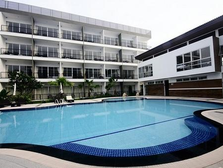 BS Premier Airport Hotel - Bangkok - Uima-allas