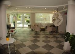 Nero D'avorio Aparthotel & Spa - Rimini - Hành lang