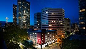 住宿鳳梨五酒店 - 西雅圖 - 西雅圖 - 建築