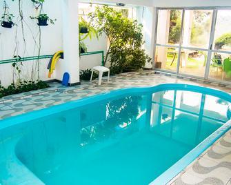 Sky Valle Hotel - Gramado - Bể bơi
