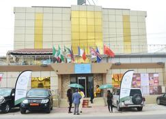 Mbayaville Hotel - Douala - Building