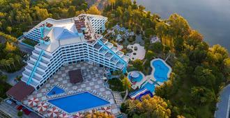 Aska Side Grand Prestige Hotel & Spa - Side (Antalya) - Toà nhà