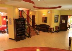 Hotel Le Chateau - Managua - Hành lang