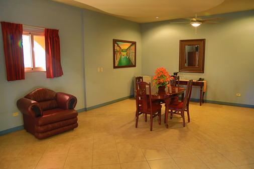 Hotel Le Chateau - Managua - Phòng ăn