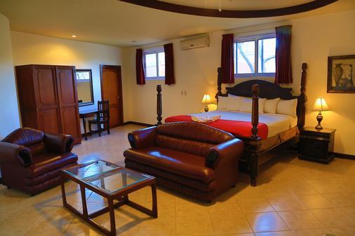 Hotel Le Chateau - Managua - Phòng ngủ