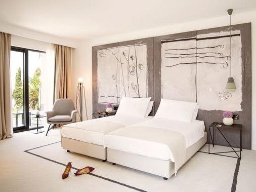 Hotel Kompas - Dubrovnik - Makuuhuone