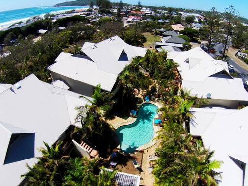 Outrigger Bay Apartments - Byron Bay - Pool