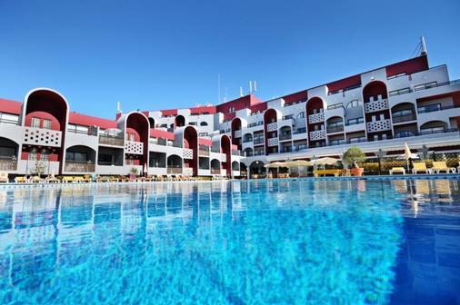 Muthu Oura Praia Hotel - Albufeira - Rakennus