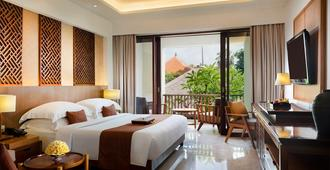 Bali Niksoma Boutique Beach Resort - קוטה - חדר שינה