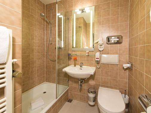 慕尼黑雷奧納多酒店與公寓 - 慕尼黑 - 浴室