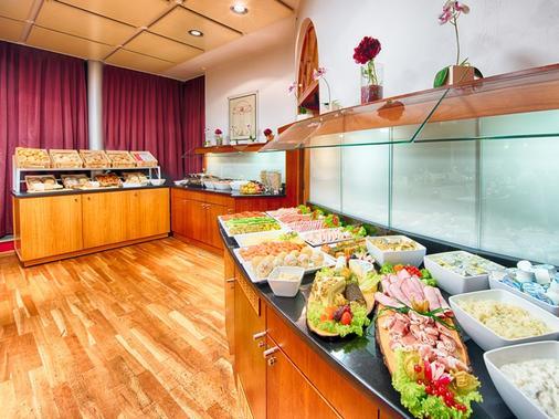 慕尼黑雷奧納多酒店與公寓 - 慕尼黑 - 自助餐