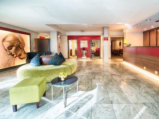Leonardo Hotel & Residenz München - München - Aula