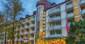 Leonardo Hotel & Residenz München - Muy-ních - Toà nhà